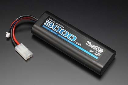YB-L300B YOKOMO ヨコモ Li-po 7.4V 商い 3000mAh タミヤ型コネクター仕様 ストレートパックバッテリー 激安通販専門店