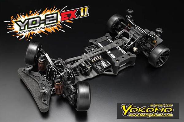 !【YOKOMO/ヨコモ】 DP-YD2EX2 1/10 電動RC RWDドリフトカー YD-2 EX2 組立シャーシキット (未組立) ≪ラジコン≫