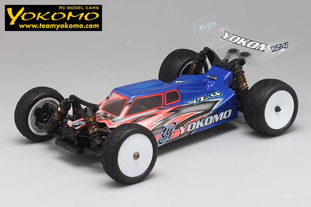 !【YOKOMO/ヨコモ】 B-YZ4SF 1/10 電動RC 4WDレーシングオフロードカー YZ-4SF 組立シャーシキット (未組立) ≪ラジコン≫