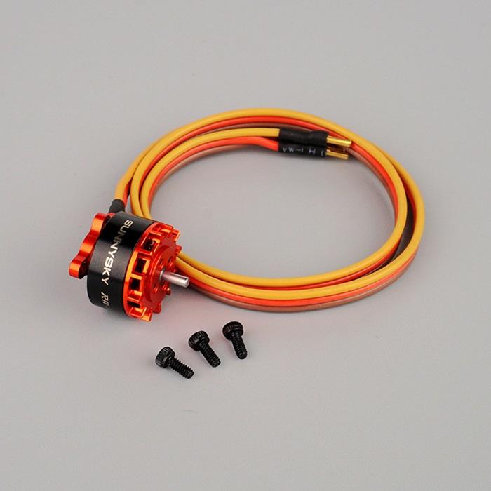 まとめ買い特価 M2用テールモーター オレンジ オリジナル OSHM2037