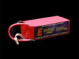 E POWER advance LIPO 5400mA5S35/70C