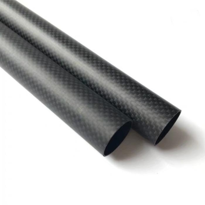 期間限定送料無料 3Kカーボンパイプ 高強度平織艶消し外径10mm内径8mm 人気ショップが最安値挑戦 CPF1080RC