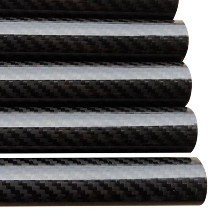 3Kカーボンパイプ斜め織艶有り仕上外径9mm内径7mm 25%OFF 割引