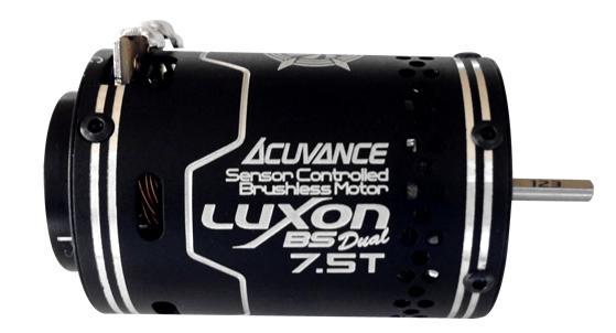 【基本送料無料】アキュヴァンス(ACUVANCE)/LUXON-BS135/LUXON BS Dual 13.5T ブラシレスモーター【smtb-k】【w3】