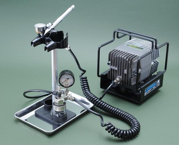 【基本送料無料】クレオス/PS309/Mr.リニアコンプレッサーL7レギュレーター/プラチナセット