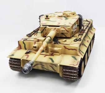 【基本送料無料】童友社(DOYUSHA)/TIGER1-24/ 1/16 ドイツ重戦車 タイガー1 2.4GHzプロポ付 赤外線バトルシステム搭載RC【smtb-k】【w3】
