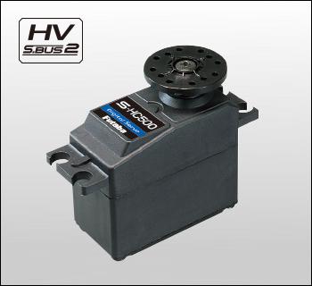 【基本送料無料】フタバ(Futaba)/F-031205/S-HC500 ヘリ スワッシュ用コアレスサーボ S.BUS方式
