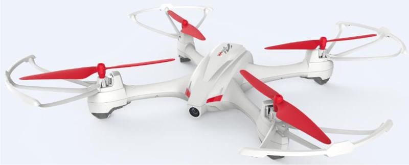 【基本送料無料】(期間限定特価)G-FORCE(ジーフォース)/H502C/Hubsan X4 STAR(ハブサン エックス4スター)GPS/カメラ搭載ホビードローン(4GBマイクロSDカード付属)