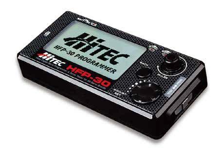 【基本送料無料】ハイテック(HiTEC)/44427/HFP-30 デジタルサーボプログラマー【smtb-k】【w3】
