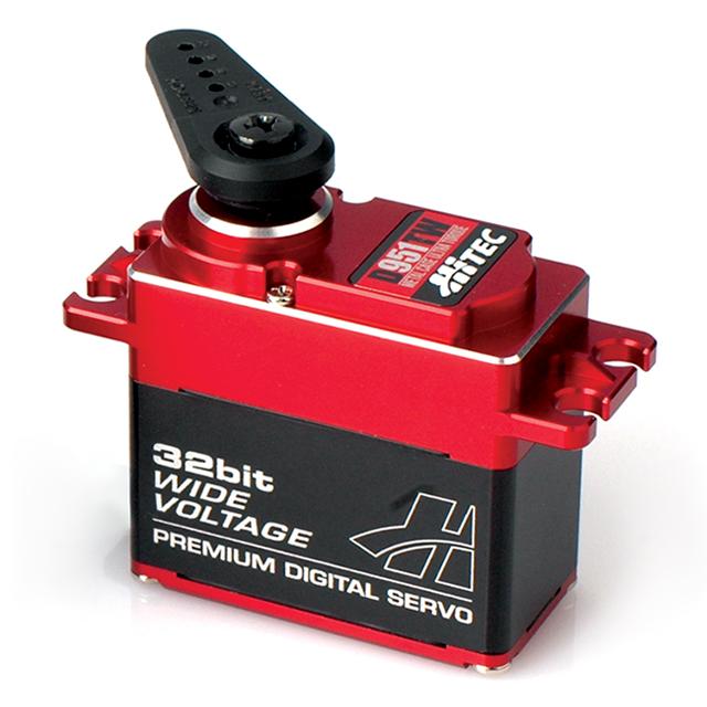 【基本送料無料】ハイテック(HiTEC)/36951/D951TW(35.0kg/0.14s)Dシリーズ ウルトラ トルク デジタルサーボ ラジコン用