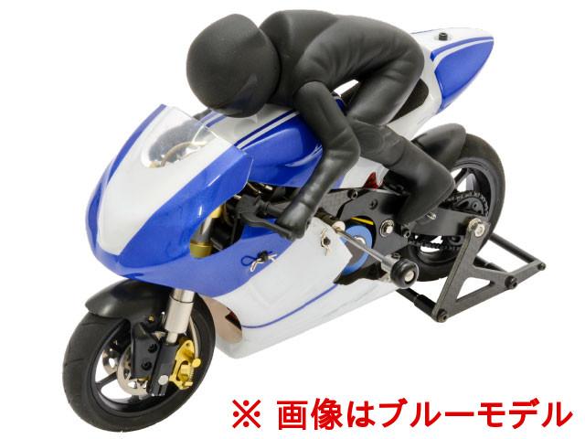 【基本送料無料】ハイテック(HiTEC)/CX3-T18Y/E-RIDER Moto 1(イーライダー モト1)1/10電動RCバイク(イエロー)