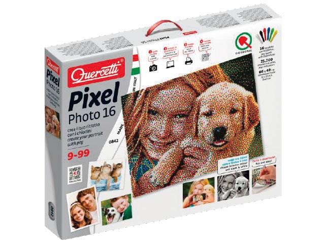【基本送料無料】ハイテック(HiTEC)/P0842/Pixel art photo 16(ピクセルアートフォト16)