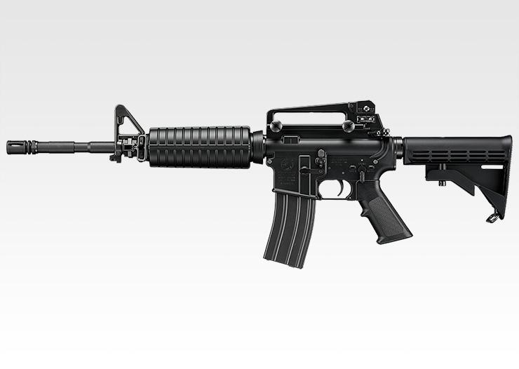 【基本送料無料】東京マルイ/142818/M4A1 カービン ガスブローバックライフル(対象年令18才以上)