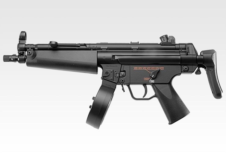 【基本送料無料】マルイ(MARUI)/170903/H&K MP5A5 HC 電動ガン ハイサイクルカスタム(対象年齢18才以上)【smtb-k】【w3】