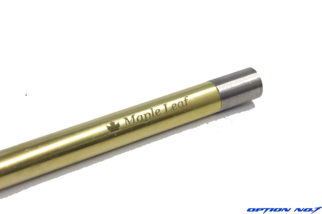 【ネコポス対応】OPTION No.1(オプションNo.1)/CJA247/クレイジージェット・インナーバレル247mm内径6.03mm (電動ガン用)