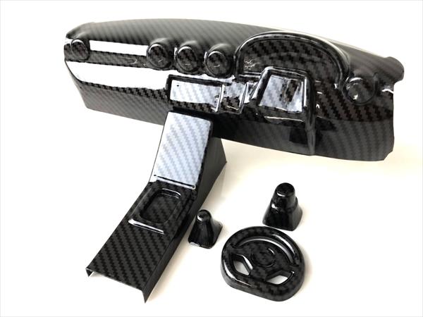 未使用 ラジコン 夢空間取り扱い商品 パンドラRC Pandora RC PAI-805 国内正規品 カーボンスタイル セット 未塗装 オーバーフェンダー インナー