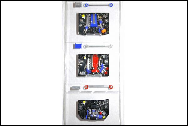 ラジコン 夢空間取り扱い商品 パンドラRC Pandora RC PAI-801 エンジンセット SET FA ENGINE 大規模セール SR RB 贈物