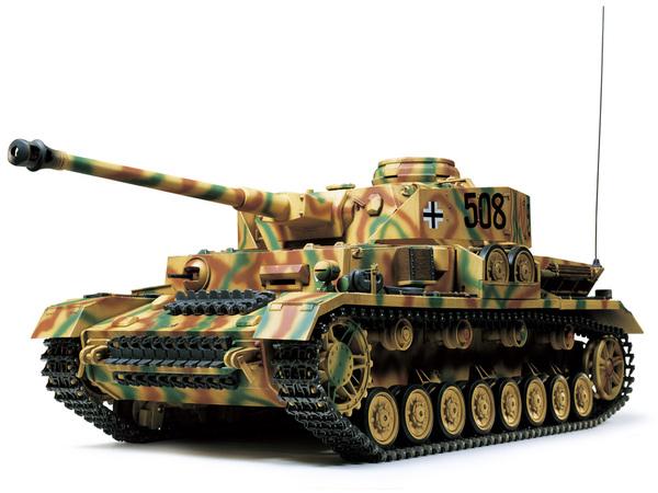 【基本送料無料】タミヤ(TAMIYA)/56025-/1/16RC ドイツIV号戦車J型 フルオペレーションセット(未組立)
