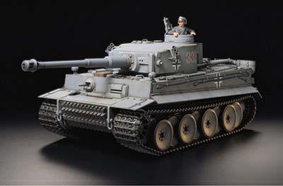 【基本送料無料】タミヤ(TAMIYA)/56009/ 1/16 ドイツ重戦車タイガーI フルオペレーションセット【smtb-k】【w3】