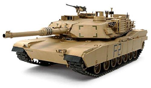 【基本送料無料】タミヤ(TAMIYA)/56040/1/16RC アメリカ M1A2 エイブラムス戦車 フルオペレーション(プロポ付) (未組立)