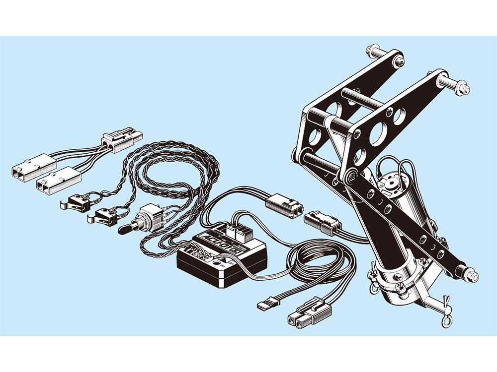 【超特価sale開催!】 【基本送料無料】タミヤ(TAMIYA)/TROP-45/1/14RCダンプトラック用電動アクチュエータセット, 上齋原村:e9acdc9a --- canoncity.azurewebsites.net