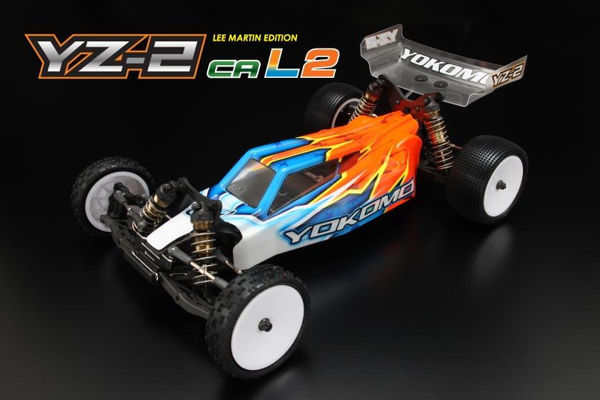 【基本送料無料】YOKOMO(ヨコモ)/B-YZ2CAL2/YZ-2 CA L2 2WDチャンピオンオフロードカー(カーペット/人工芝 路面向)(未組立)