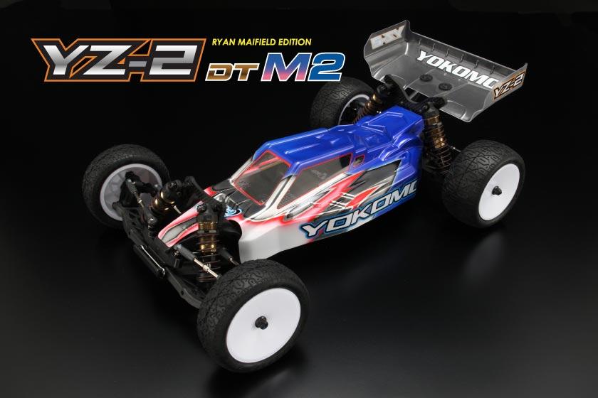 【基本送料無料】【ラジコン】YOKOMO(ヨコモ)/B-YZ2DTM2/YZ-2 DT M2 2WDチャンピオンオフロードカー(土路面向)(未組立)