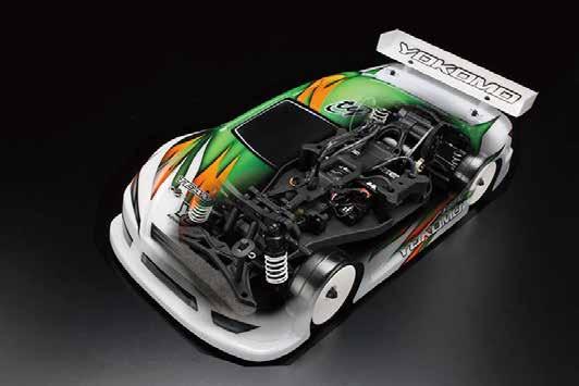 【基本送料無料】【ラジコン】YOKOMO(ヨコモ)/MRTC-YD2/YD-2 TC 2WDツーリングカー(未組立)