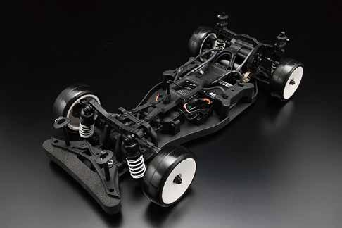 【基本送料無料】【ラジコン】YOKOMO(ヨコモ)/MRTC-YD2CKS/2WDツーリングカー YD-2 TC シャーシキット(未組立)(ボディ、タイヤホイール、ピニオンギヤレス)