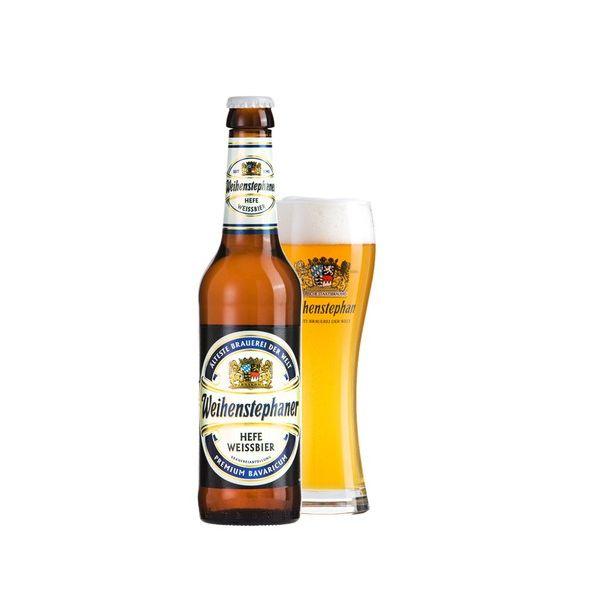ヴァイエン ステファン・ヘフヴァイス 瓶 330ml×24本入り【ケース売り】 ビール ドイツ【送料無料】