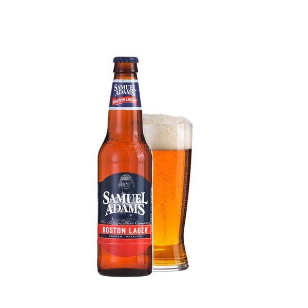 サミエルアダムス・ボストンラガー 355ml×24本入り【ケース売り】 ビール アメリカ【送料無料】