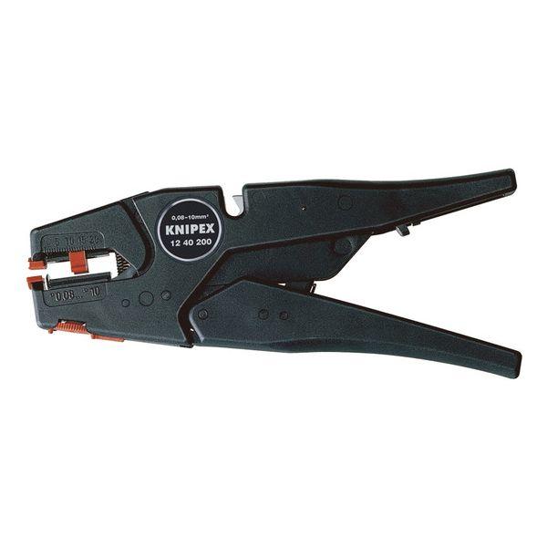 KNIPEX(クニペックス) 1240-200 ワイヤーストリッパー (SB)