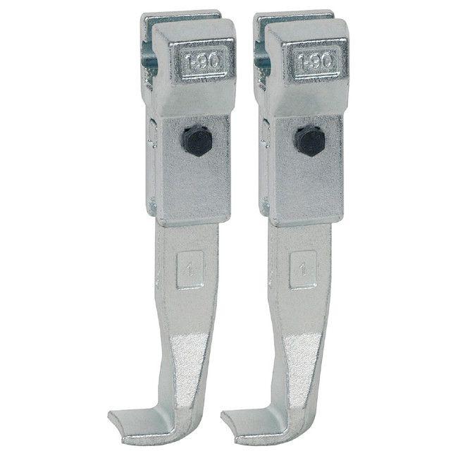KUKKO(クッコ) 2-150-P 20-2・20-20用標準アーム 150MM(2本組)【送料無料】