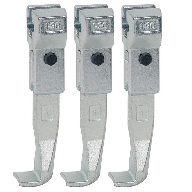 KUKKO(クッコ) 3-200-S NO.11・30用標準アーム 200MM (3本組)【送料無料】