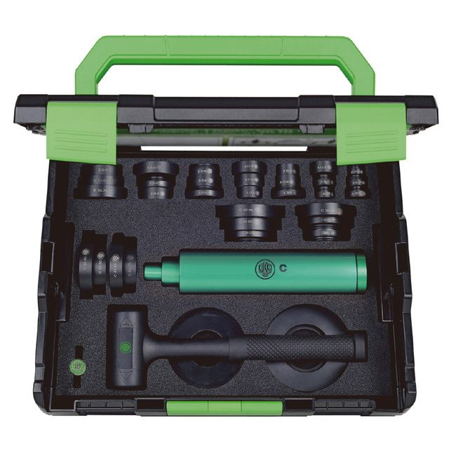 早割クーポン! 71-L KUKKO(クッコ) ベアリング挿入工具セット(プラ)(#T-071-L)【送料無料】:リコメン堂-DIY・工具