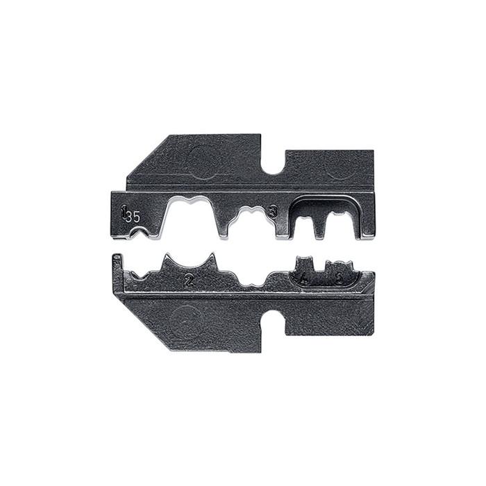KNIPEX(クニペックス) 9749-35 圧着ダイス (9743-200用)(代引不可)【送料無料】