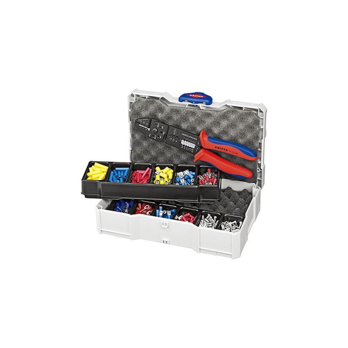 【送料無料】KNIPEX(クニペックス) 9790-25 圧着ペンチセット KNIPEX(クニペックス) 9790-25 圧着ペンチセット(代引不可)【送料無料】【S1】