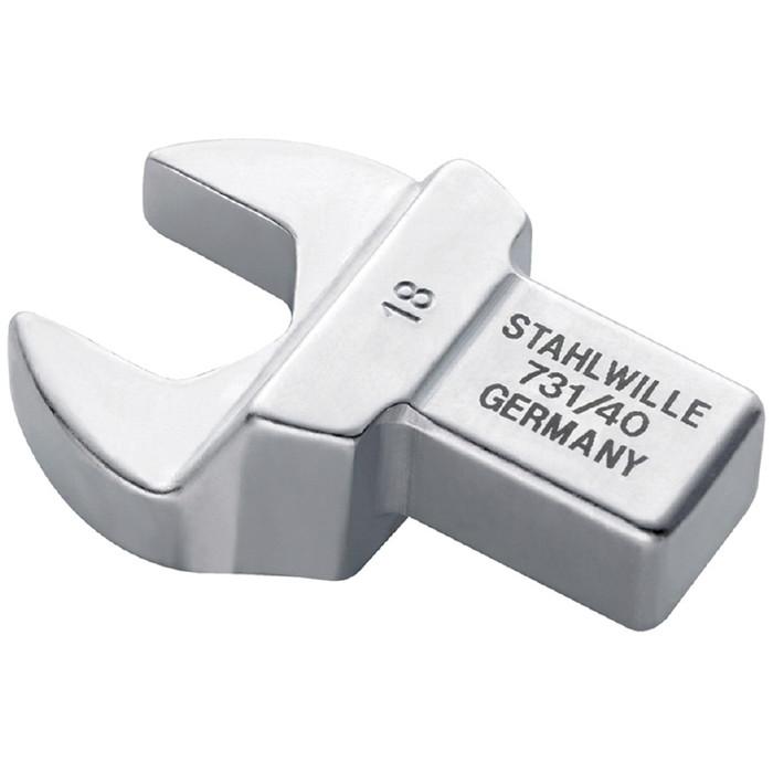 STAHLWILLE(スタビレー) 731A/40-13/16 トルクレンチ差替ヘッド (58614042)(代引不可)【送料無料】