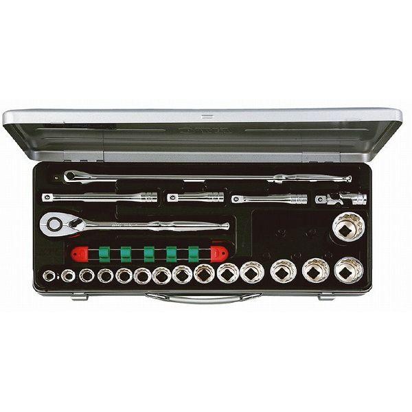 KTC 京都機械工具 TB415BX (12.7SQ)ソケットレンチセット(インチ)(代引不可)【送料無料】