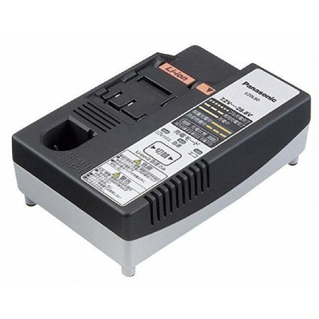 パナソニック EZ0L80 リチウムイオン対応急速充電器(代引不可)