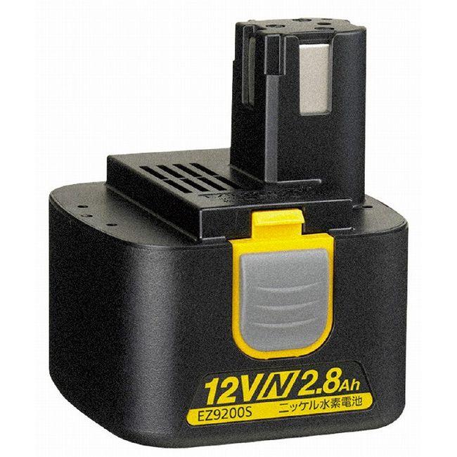 パナソニック EZ9200S ニッケル水素電池パック Nタイプ 12V(代引不可)【送料無料】