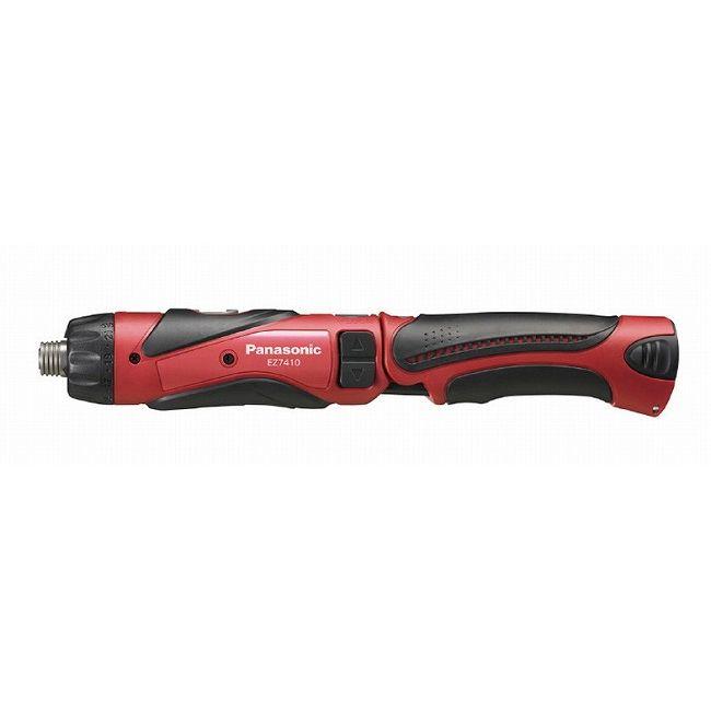 パナソニック EZ7410LA2SR1 3.6V 充電スティックドリルドライバー 赤(代引不可)【送料無料】