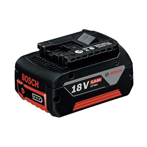 BOSCH ボッシュ A1850LIB リチウムイオンバッテリー 18V・5.0AH(代引不可)【送料無料】【S1】