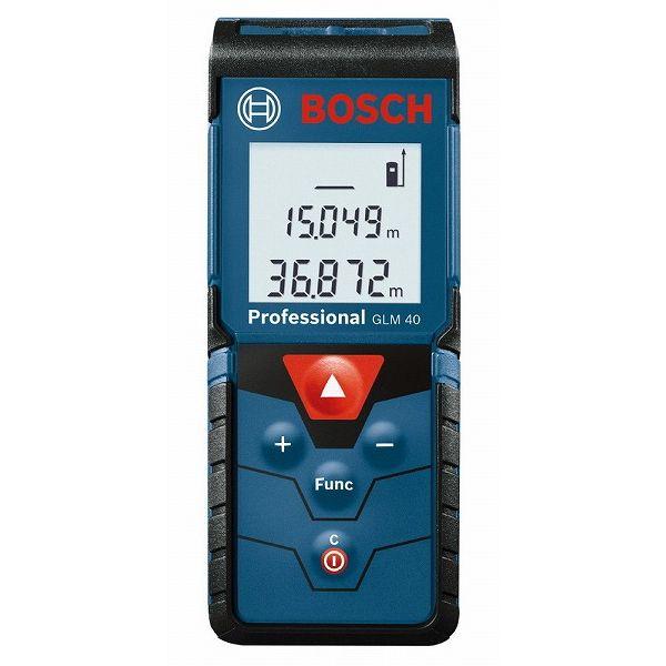 BOSCH ボッシュ GLM40 レーザー距離計(代引不可)