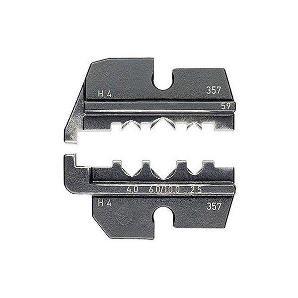 KNIPEX クニペックス 9749-59 圧着ダイス【9743-200用】(代引不可)【送料無料】