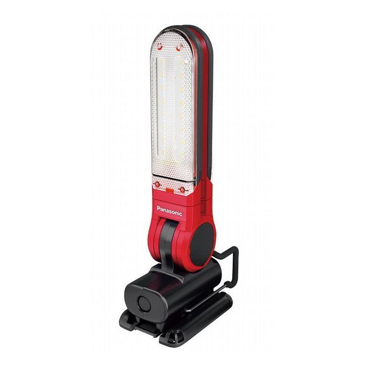 パナソニック EZ3720LA2S-R 工事用充電LEDマルチライト(赤)7.2V(代引不可)【送料無料】【S1】