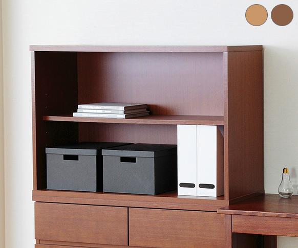 積み重ねシェルフ 可動棚付き 大人になっても使える!シンプルなシステム家具シリーズ 子供家具 子供部屋 収納 本棚 キャビネット(代引不可)【送料無料】