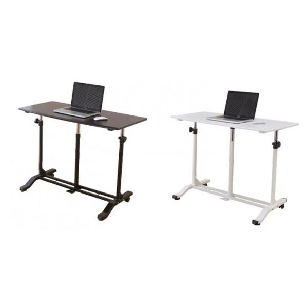 テーブル 高さ60cm 昇降式 昇降式テーブル 高さ調節 ナイトテーブル ベッド サイドテーブル 昇降テーブル(代引不可)【送料無料】
