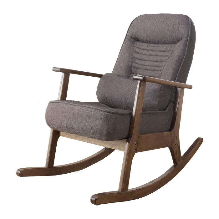 ロッキングチェア SP-962A 折り畳み 折りたたみ チェア 椅子(代引不可)【送料無料】