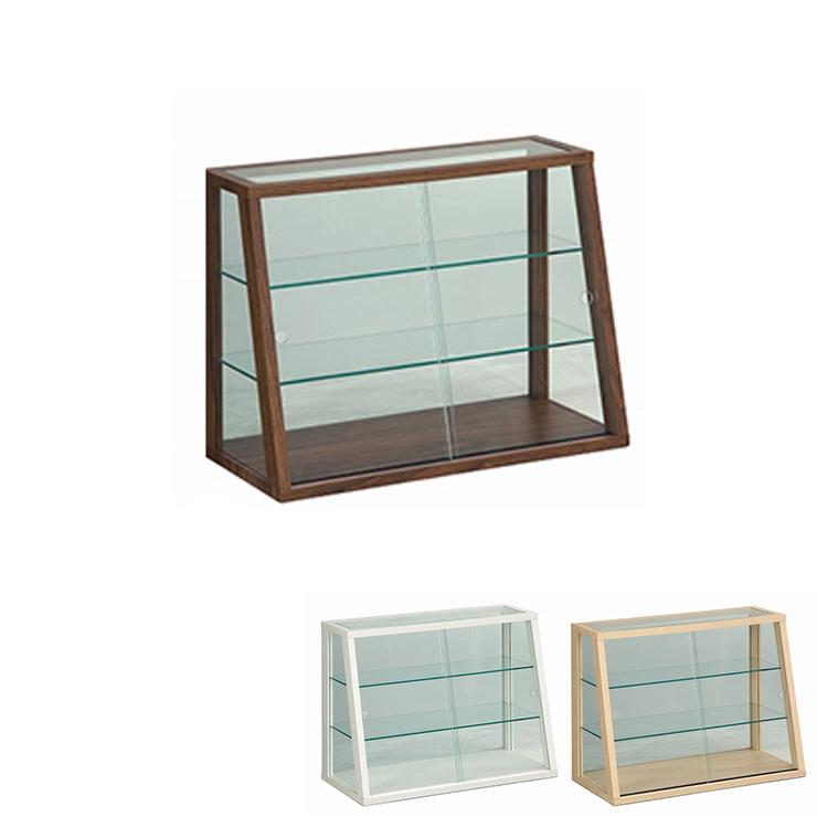 コレクションケース 幅60 完成品 リビングボード コレクションボード 飾り棚 ガラス棚 ショーケース リビングボード 飾棚(代引不可)【送料無料】